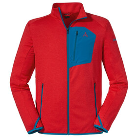 Schöffel Savoyen2 Fleecejacke Herren high risk red